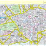Kaarten Van Londen Gedetailleerde Gedrukte Plattegronden