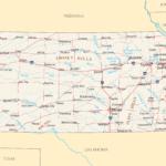 Kansas Map Fotolip