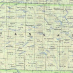 Kansas Maps Perry Casta eda Map Collection UT Library