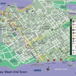 Key West Street Map Map Of Key West The DIS Discussion