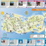Key West Tourist Map Maplets