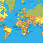 Kid Friendly World Map Printable Printable Maps