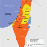 Labeled Map Of Israel World Map Blank And Printable