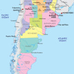 Large Detailed Administrative And Political Map Of