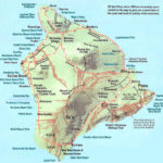 Large Detailed Map Of Big Island Of Hawaii With Roads And
