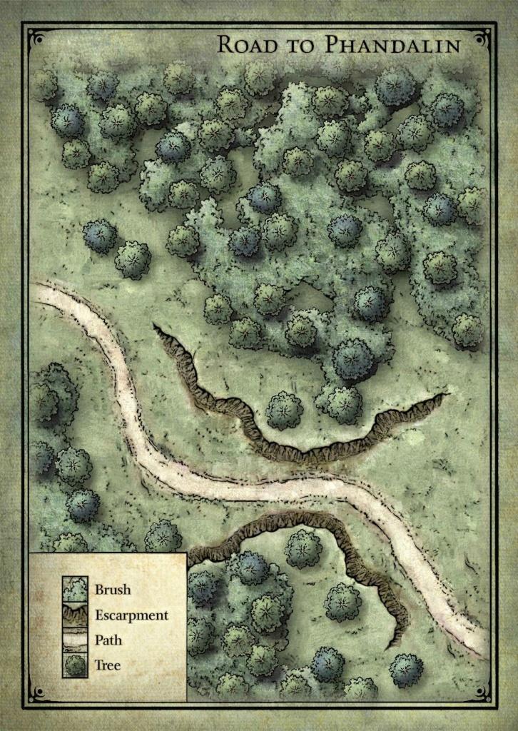 Lost Mine Of Phandelver Printable Maps Free Printable Maps