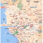 Manila City Map Mapsof