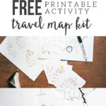 Map My Trip For Kids Charting Travel With A Free Map