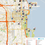 Map Of Chicago Attractions Tripomatic Chicago