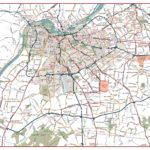 Map Of Louisville KY GoToLouisville Official Travel
