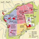 Map Of Old City Of Jerusalem Free Printable Maps