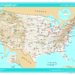 Map Of USA States And Cities Worldofmaps Online