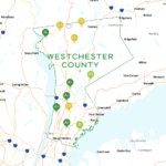 Map Of Westchester County Ny Maps Location Catalog Online