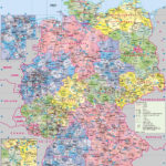 Maps Of Germany Detailed Map Of Germany In English