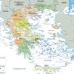 Maps Of Greece Greece Detailed Map In English Tourist