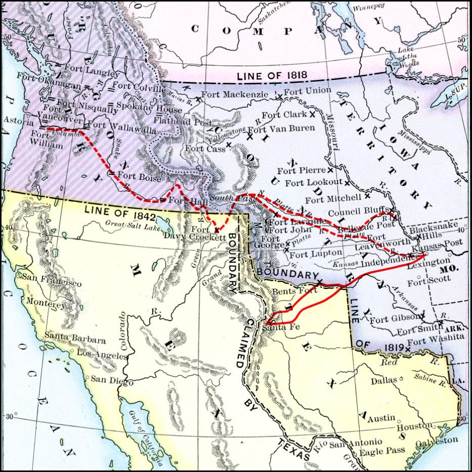 May 16 Oregon Trail FCIT