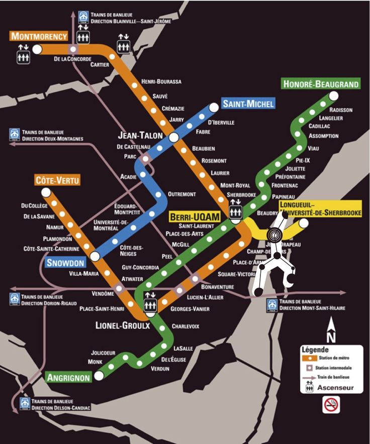 Metro Montreal PQ Montreal Travel Montreal Travel