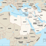 Middle East History Map Countries Facts Britannica