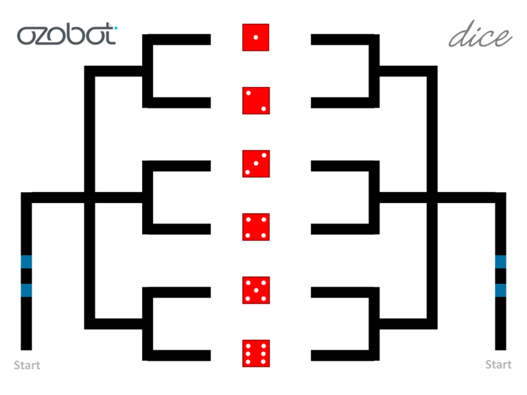 Ozobot Dice Credit Richard Born Educational Robots