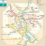 Paris Metro Map Paris Metro Map Pdf Paris Metro Zones