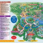 Park Maps 2010 Photo 1 Of 4 Animal Kingdom Disney