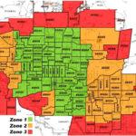 Phoenix Area Map Map Phoenix Area Arizona USA