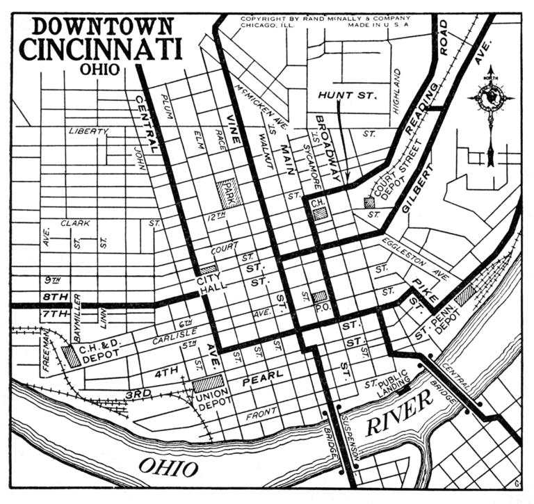 Pin On Cincinnati Ohio