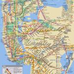 Print printable new subway map high res maps usa