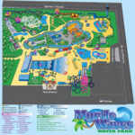 Printable Broadway At The Beach Map