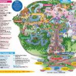 Printable Disney World Maps Printable Maps