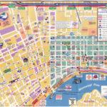 Printable French Quarter Map Printable Maps
