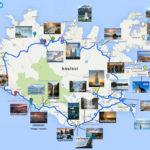 Printable Iceland Map
