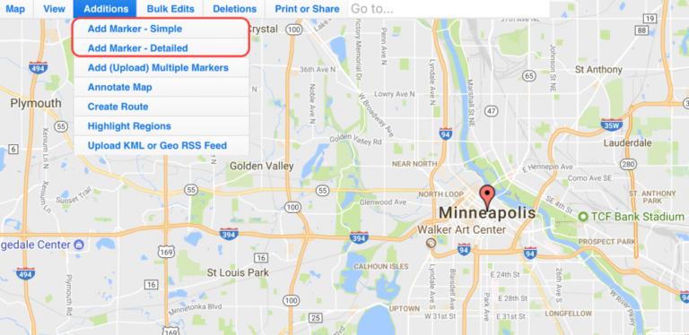 Printable Map Maker Free Printable Maps