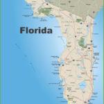 Printable Map Of Florida Cities Printable Maps