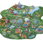 Printable Maps Of Disney World Parks Printable Maps