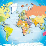 Printable World Map And Other Maps