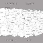 Puerto Rico Puerto Rico Vacation Puerto Rico Map