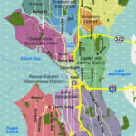 Seattle Neighborhood Map Seattle Travel Seattle