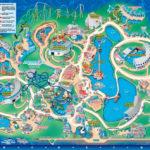Seaworld Orlando Map 2018 Printable Printable Maps