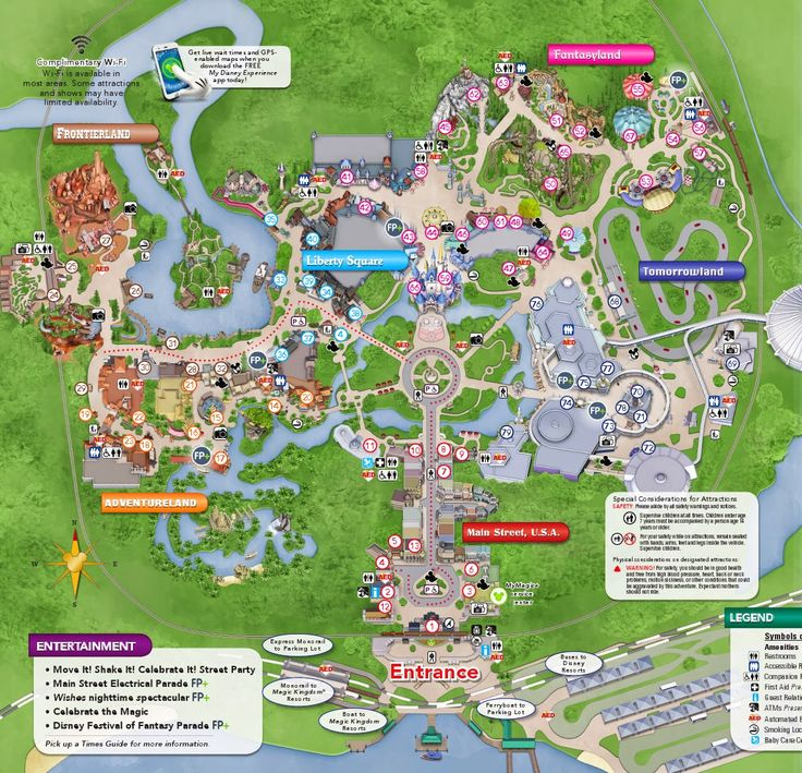 Snow White Archive May 2014 Disney World Map Disney