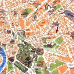 Street Map Rome City Centre Printable Printable Maps