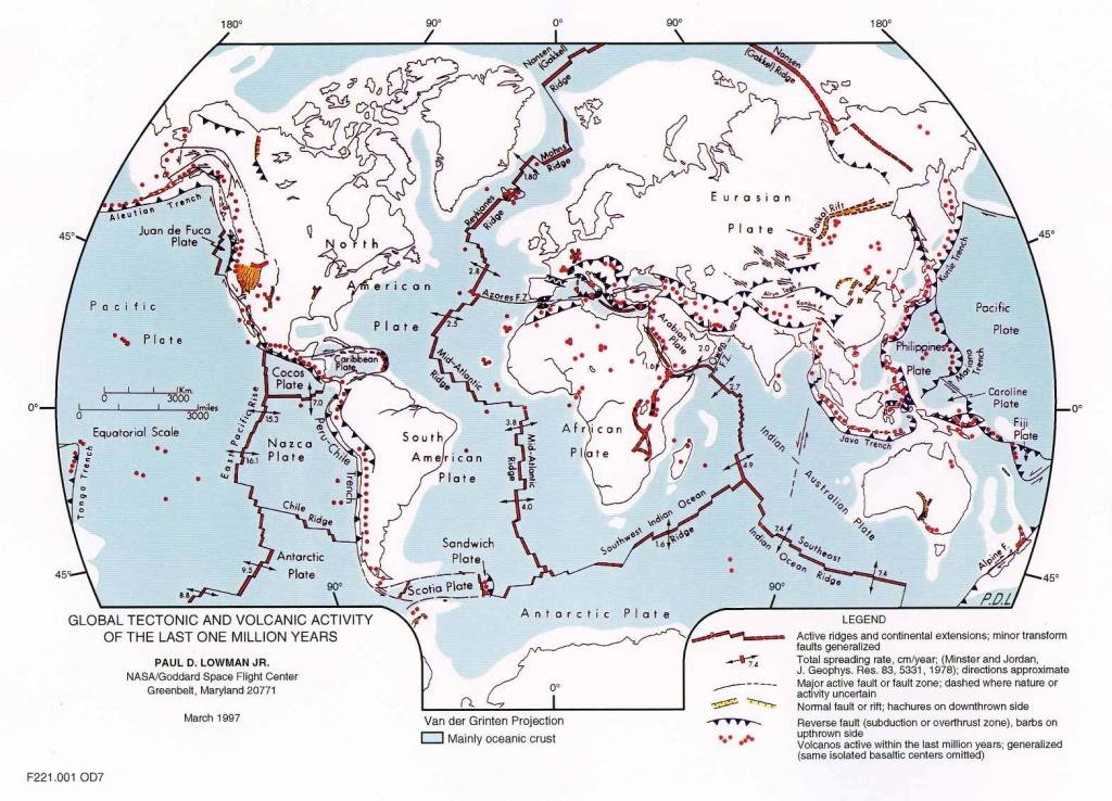 Tectonics Wikipedia World Map Tectonic Plates