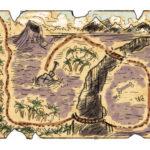 Treasure Map 2 Tim s Printables