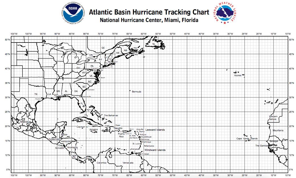 Tropical Cyclone Tracking Chart Wikipedia