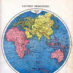 Vintage Printable Map Of The World Part 2 The