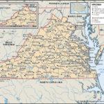 Virginia Capital Map History Facts Britannica