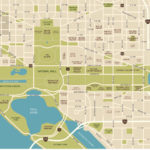 Washington D C National Mall Maps Directions And