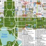 Washington Dc Mall Map Printable Description National