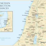 Where Jesus Walked Maps Index