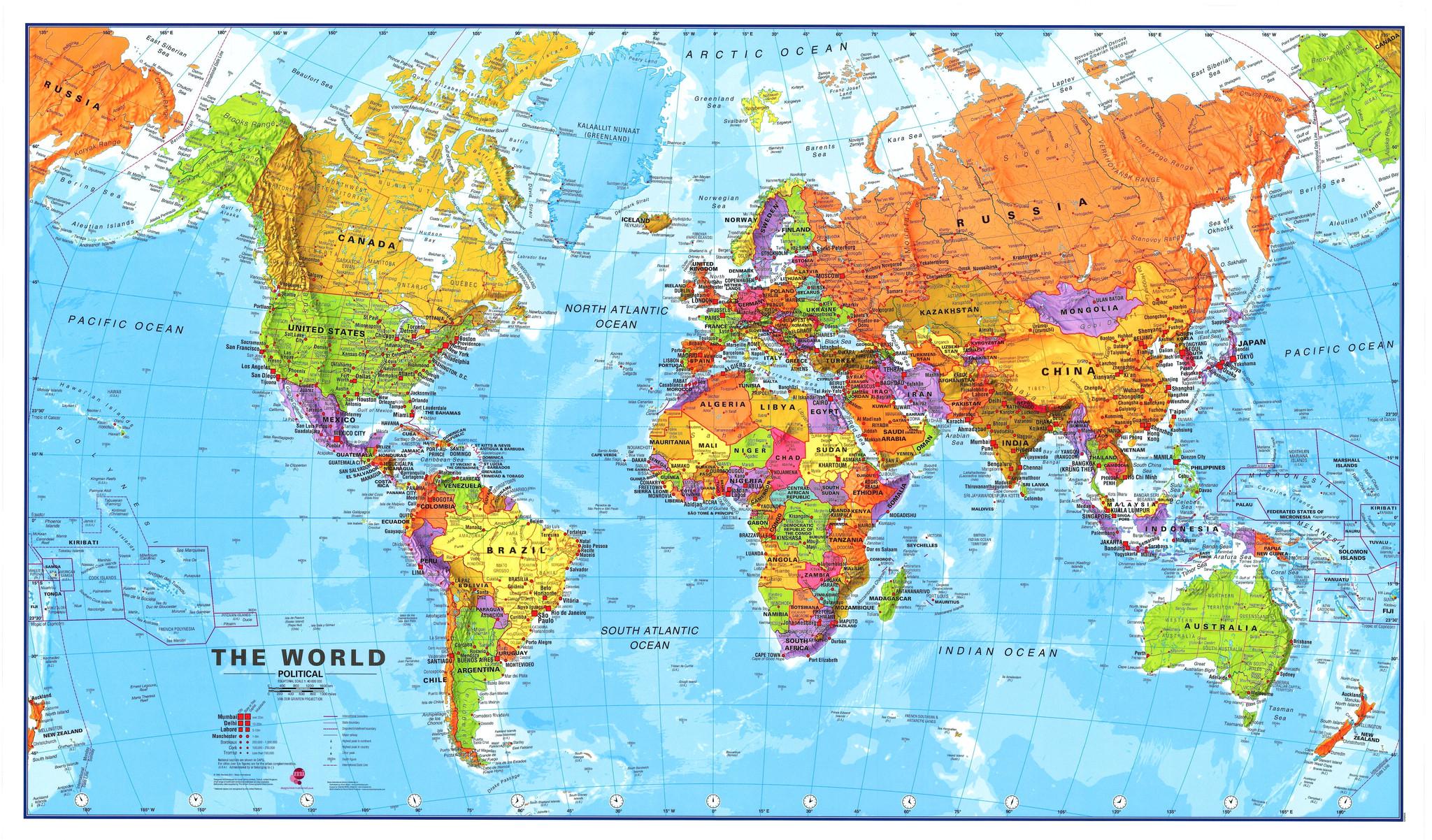World maps international printable world map photos